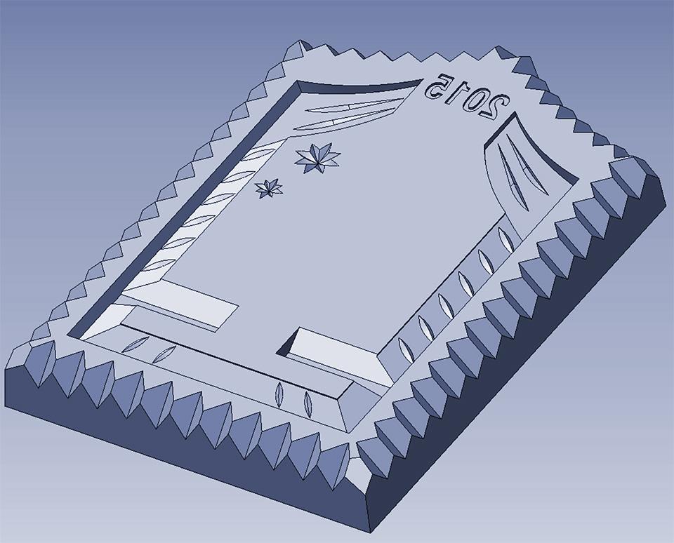 Pravilne geometrijske forme (Creo parametric)