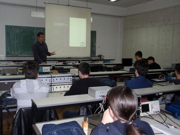 Predavanje o digitalizaciji i povratnom inženjerstvu u industrijskoj praksi