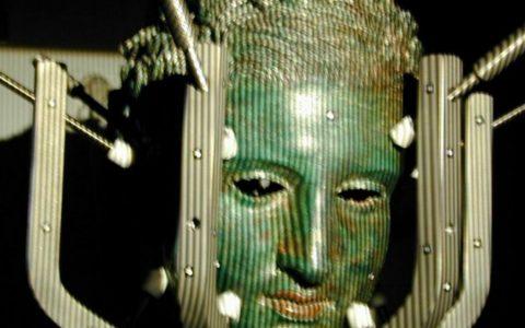 Skeniranje glave Apoksiomena