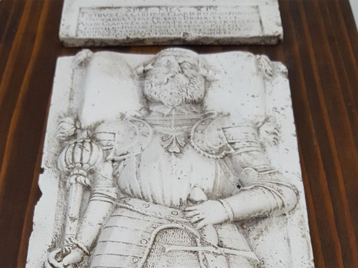 Izrada replike nadgrobnog spomenika Franje Tahyja korištenjem 3D tehnologija
