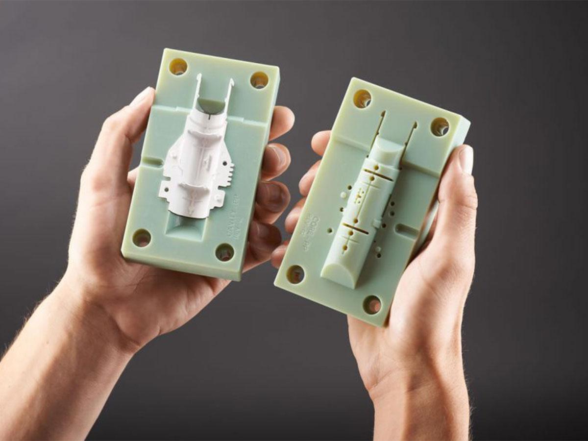 Izrada prototipnih alata za injekcijsko prešanje PolyJet tehnologijom 3D printanja