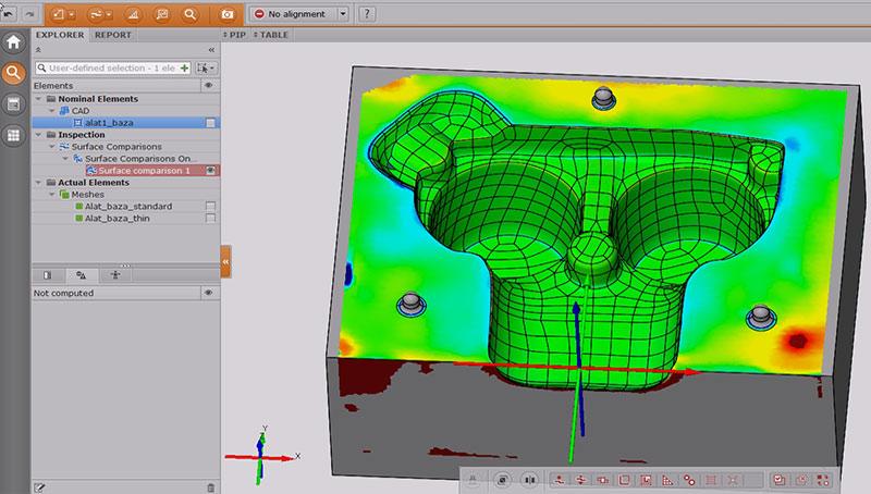 Izit 3D mjerenje