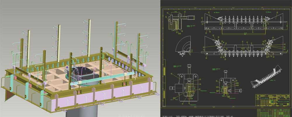 3d modeliranje i tehnička dokumentacija