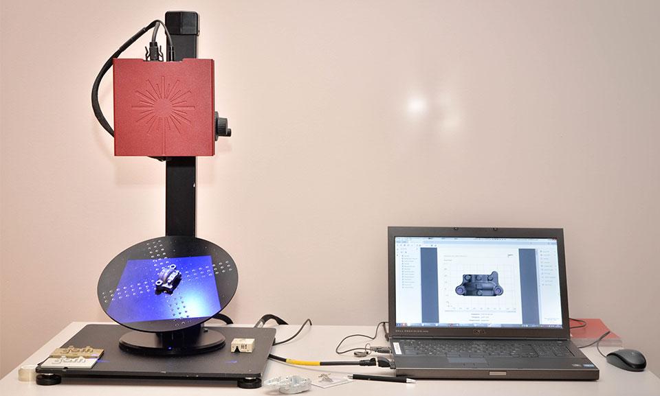 Obrada 3D skeniranih modela Izit