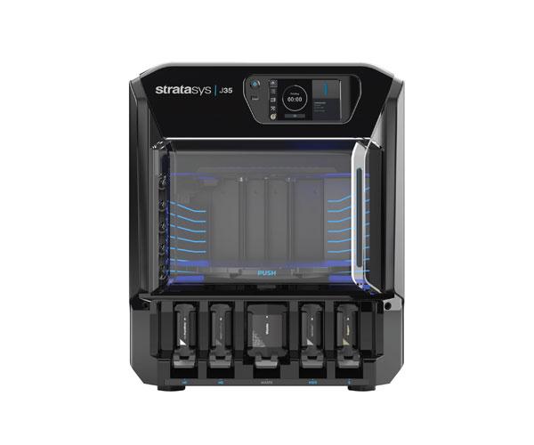 3d printer stratasys J35